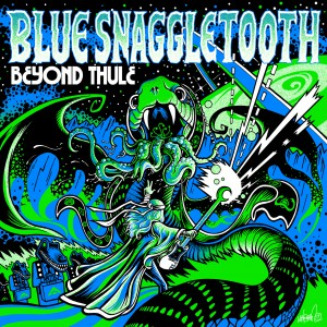 Blue Snaggletooth cover