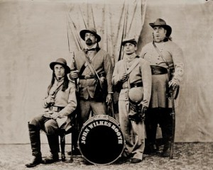 John Wilkes Booth band