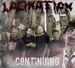 Lacination cover