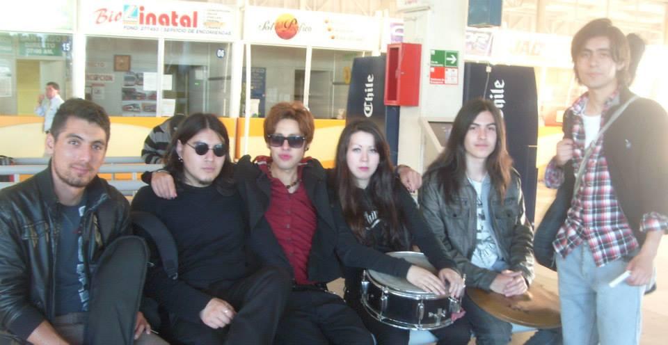 Vaineloth band