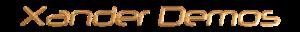 Xander Demos logo
