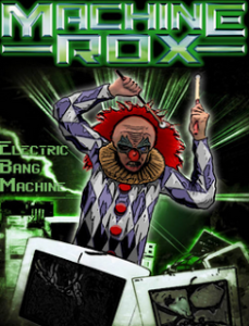 machine rox cover