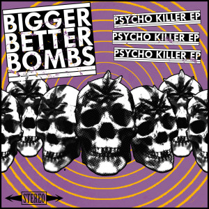 Bigger Better Bombs cover