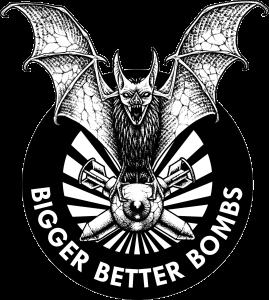 Bigger Better Bombs logo